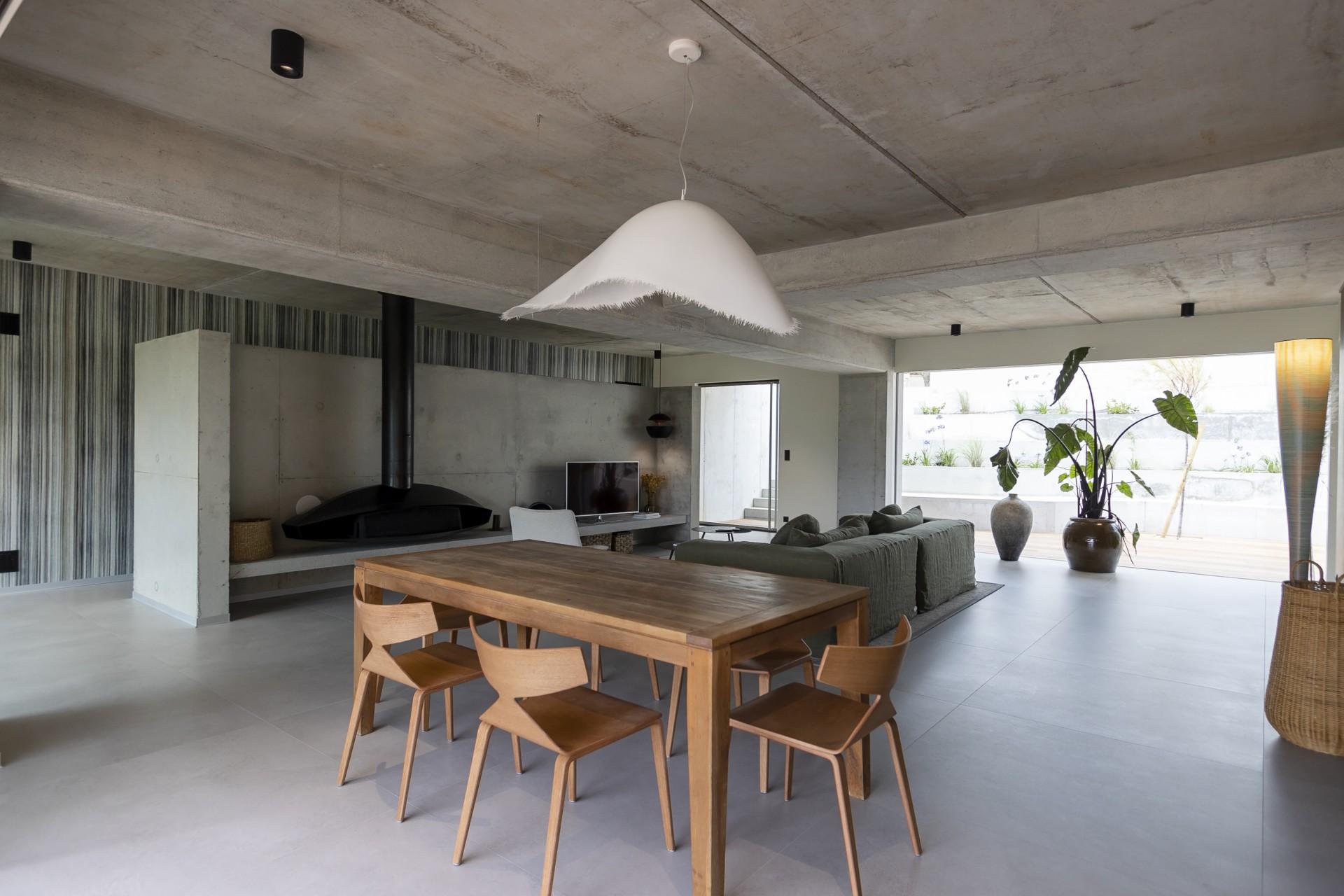 Propriano Luxury Rental Villa Pyrale Living Room 4