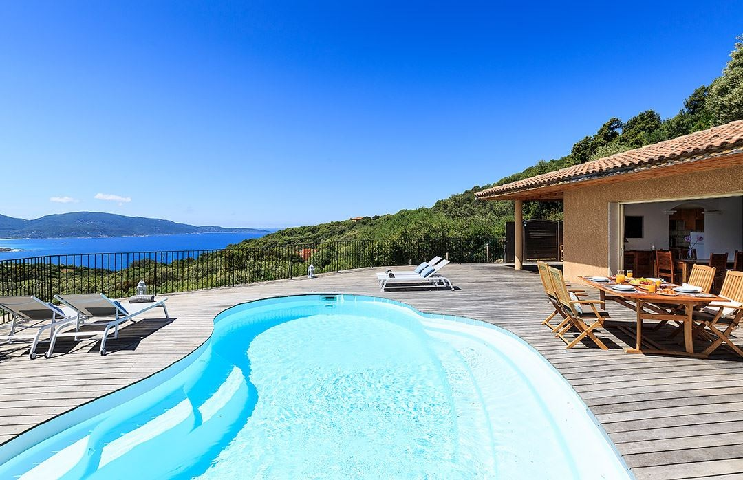 Propriano Location Villa Luxe Quilary