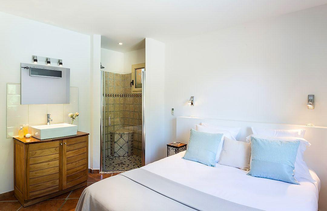 Propriano Location Villa Luxe Quilary Chambre