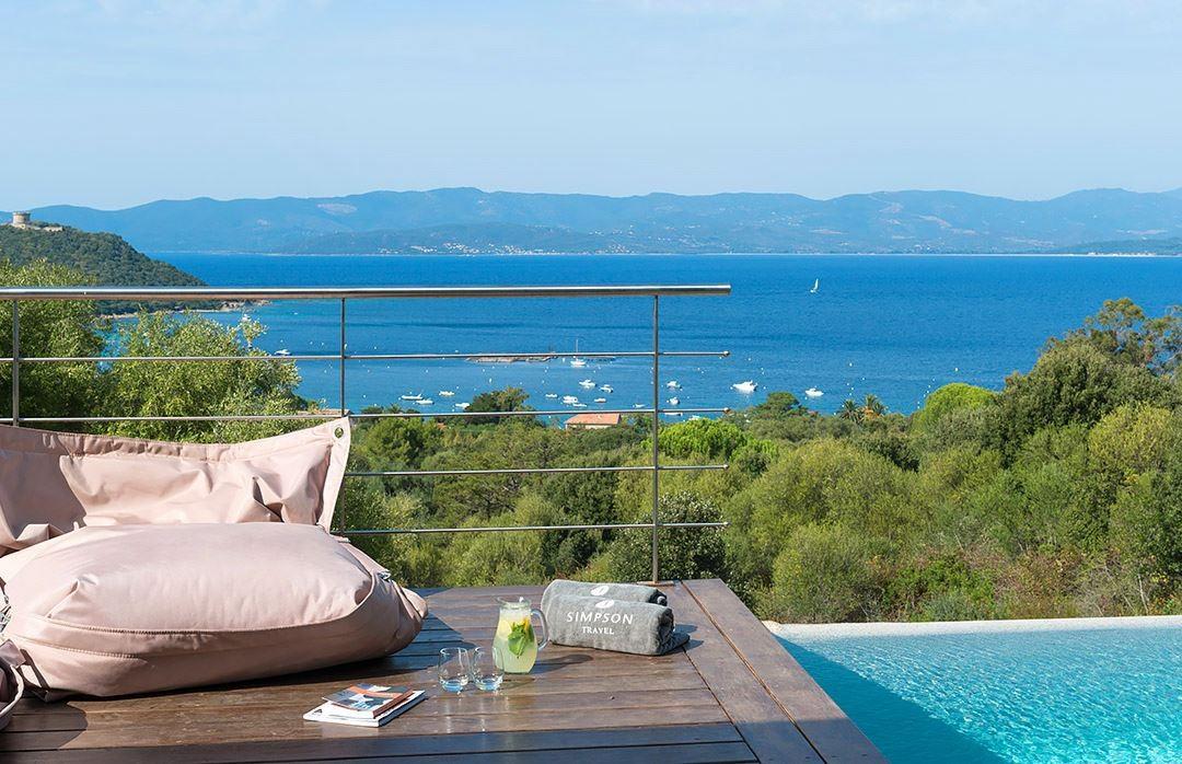 Propriano Location Villa Luxe Preles Vue Mer
