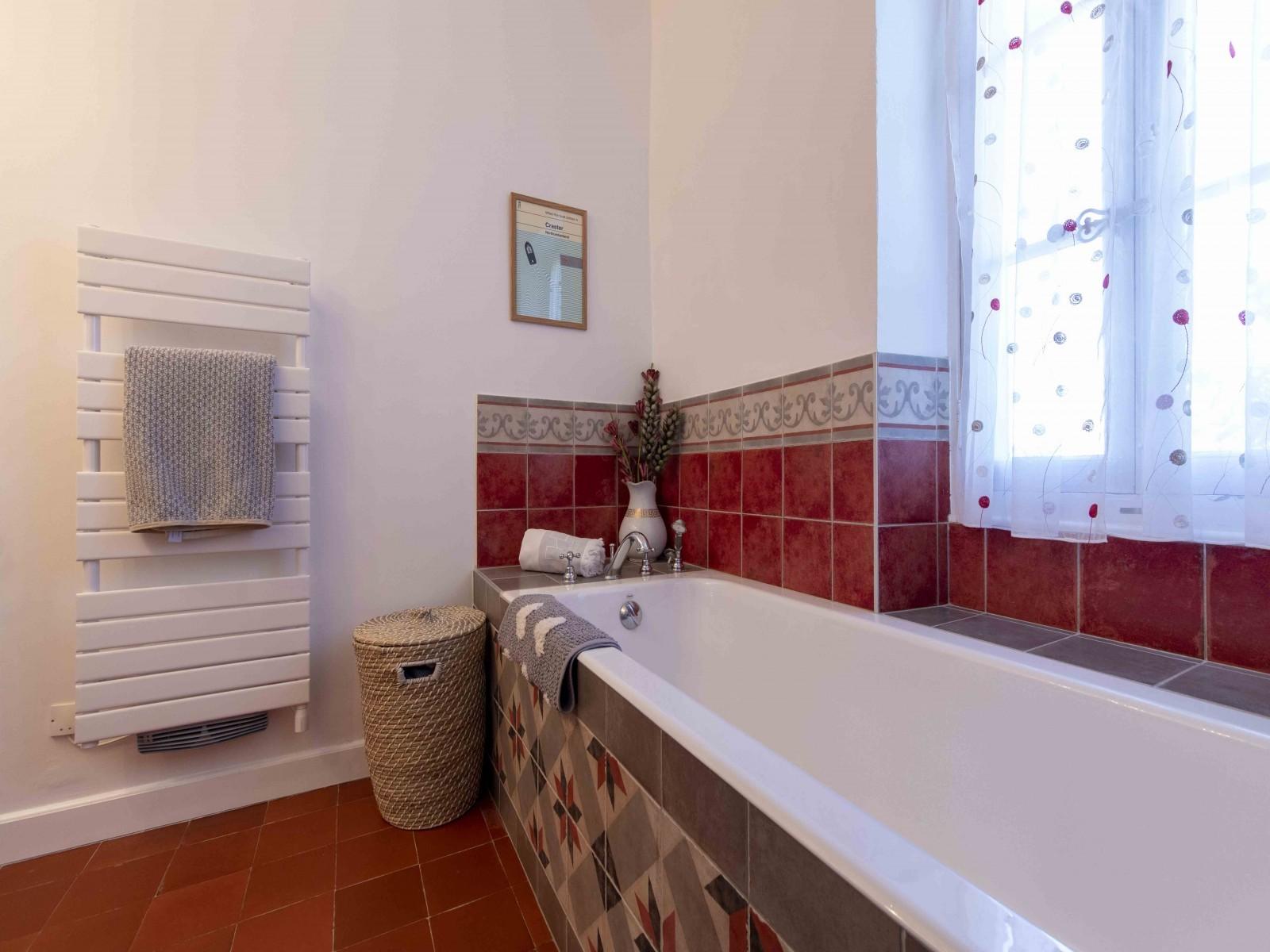 Saint Rémy De Provence Location Villa Luxe Maho Salle De Bain