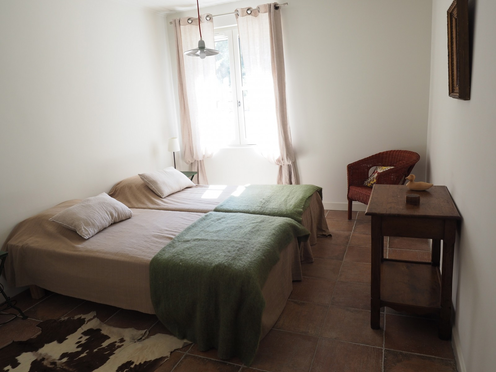 Saint Rémy De Provence Location Villa Luxe Maholita Chambre 2