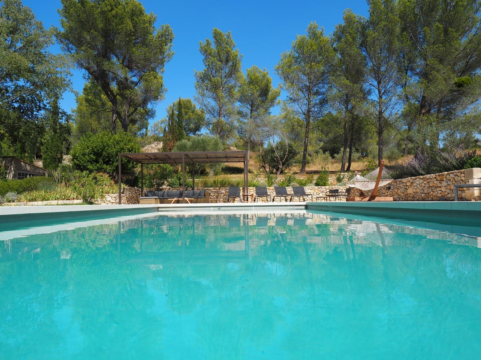 Saint Rémy De Provence Location Villa Luxe Maholita Piscine