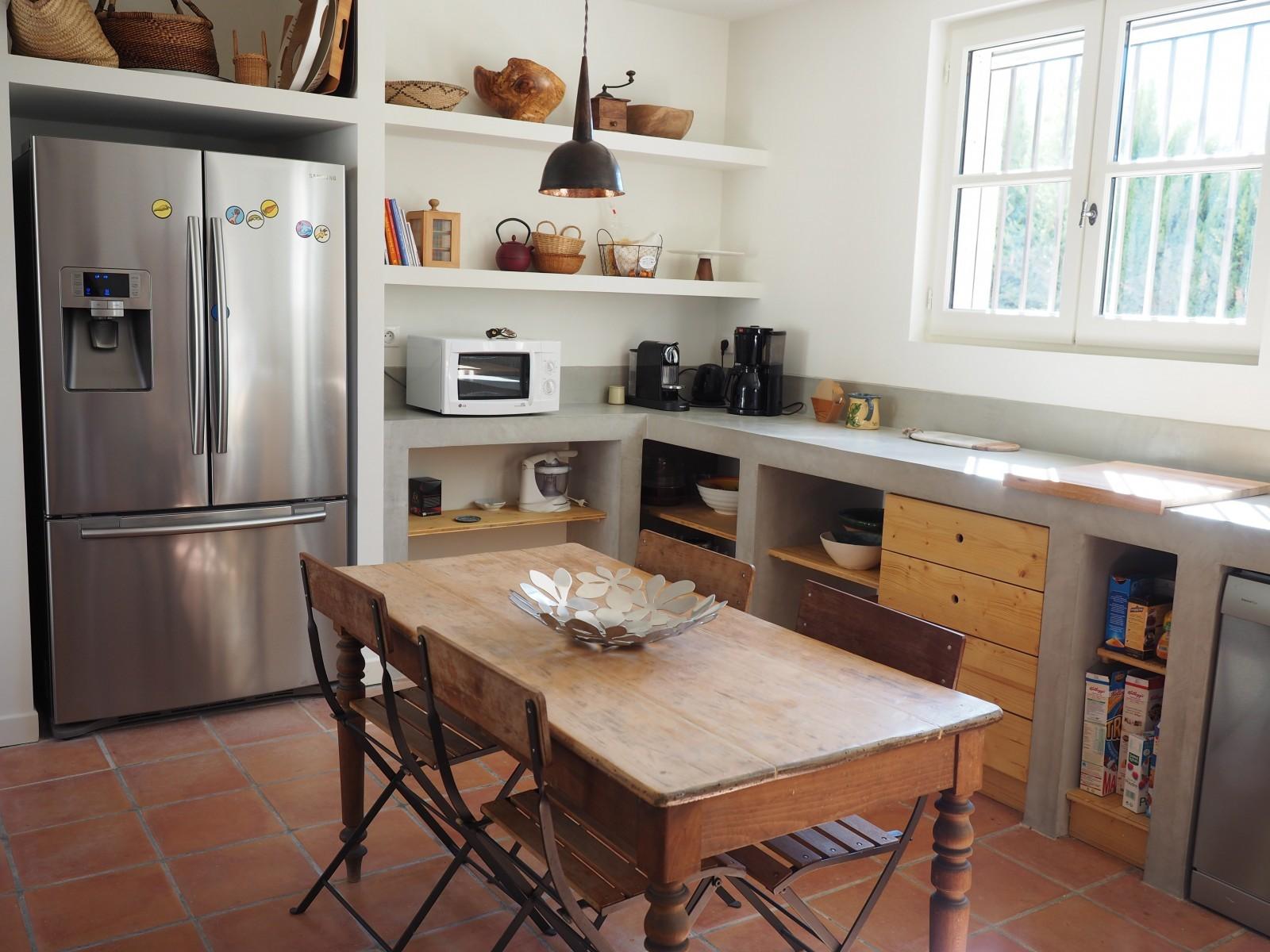 Saint Rémy De Provence Location Villa Luxe Maholita Salle A Manger