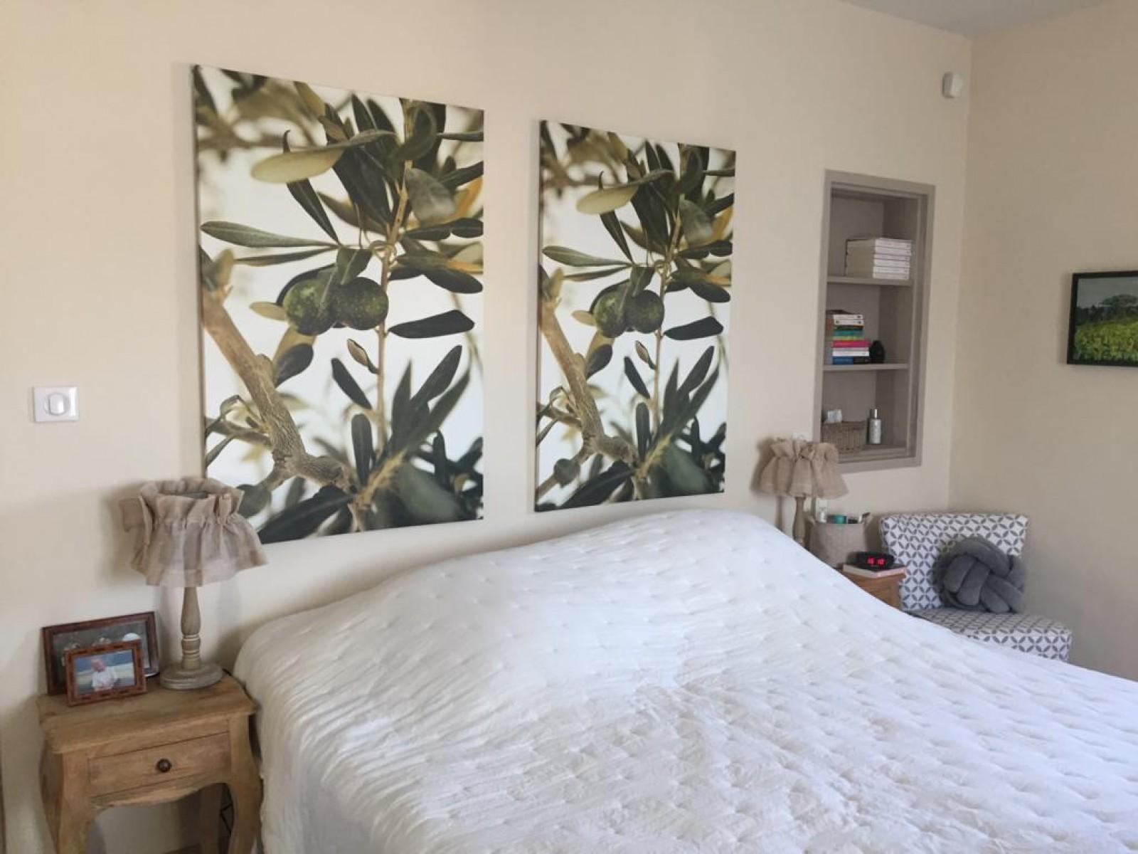 Saint Rémy De Provence Luxury Rental Villa Manina Bedroom 2