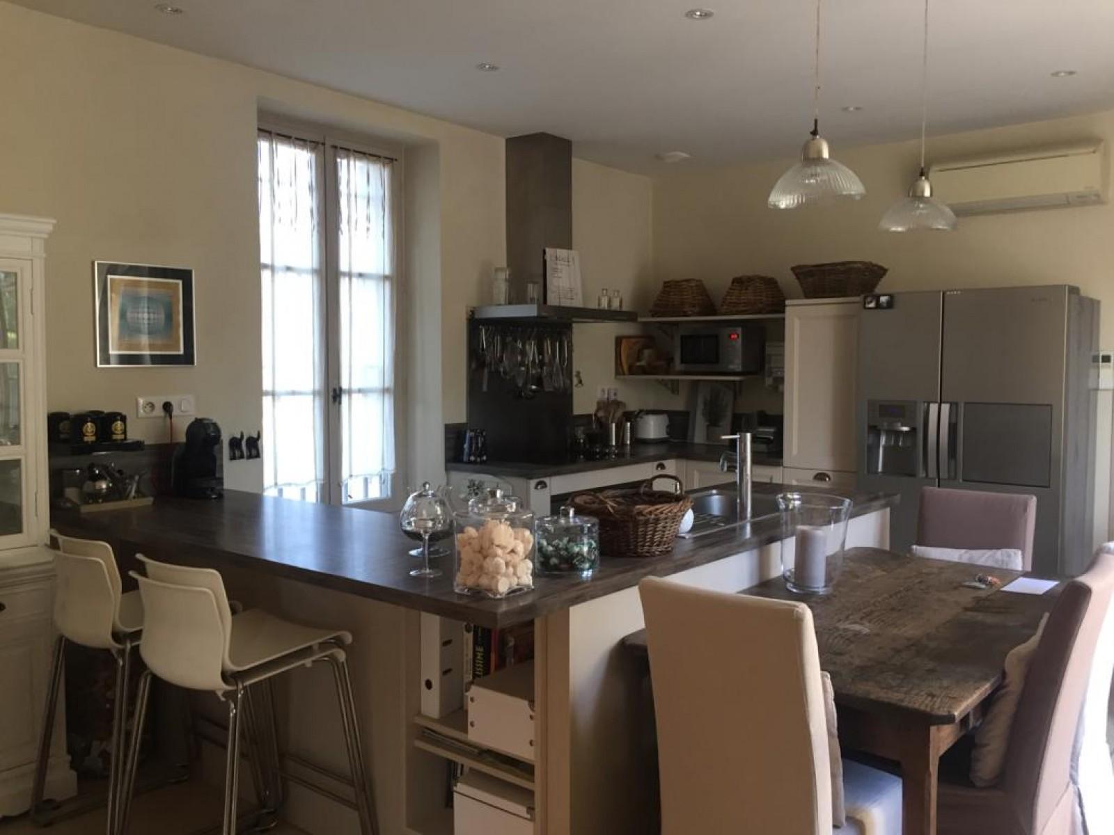 Saint Rémy De Provence Luxury Rental Villa Manina Kitchen