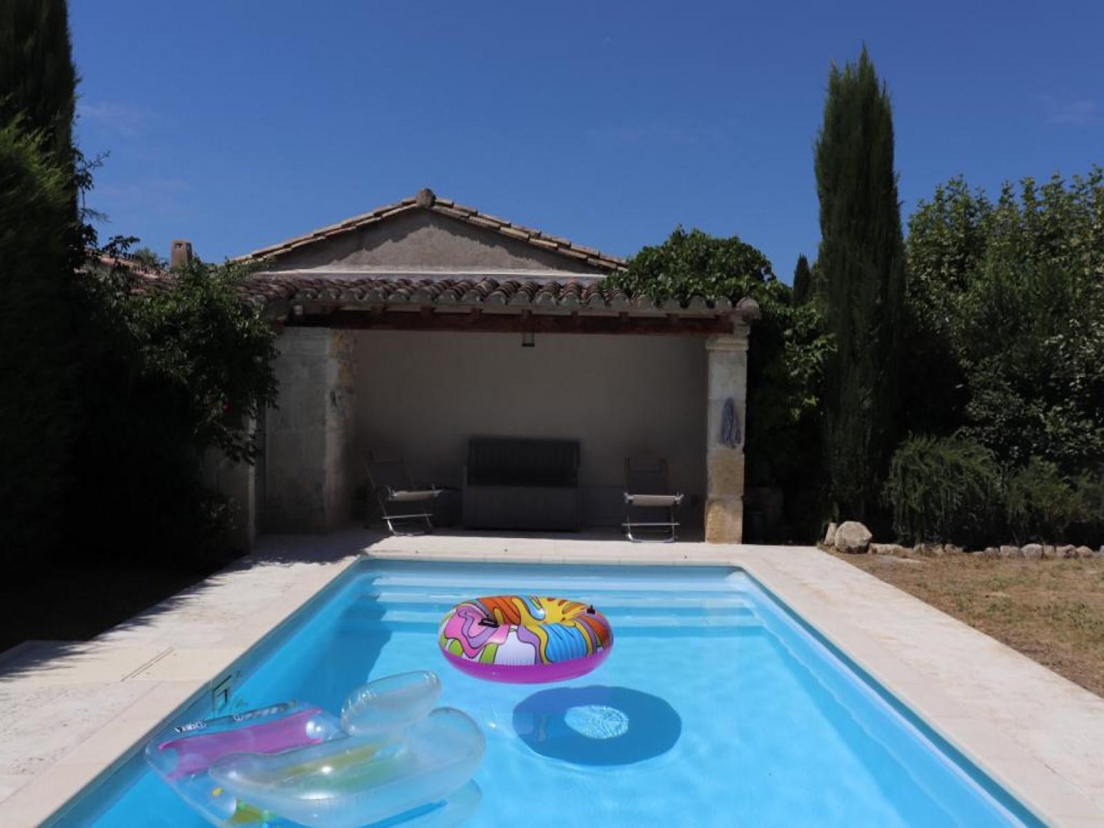 Saint Rémy De Provence Luxury Rental Villa Manina Pool
