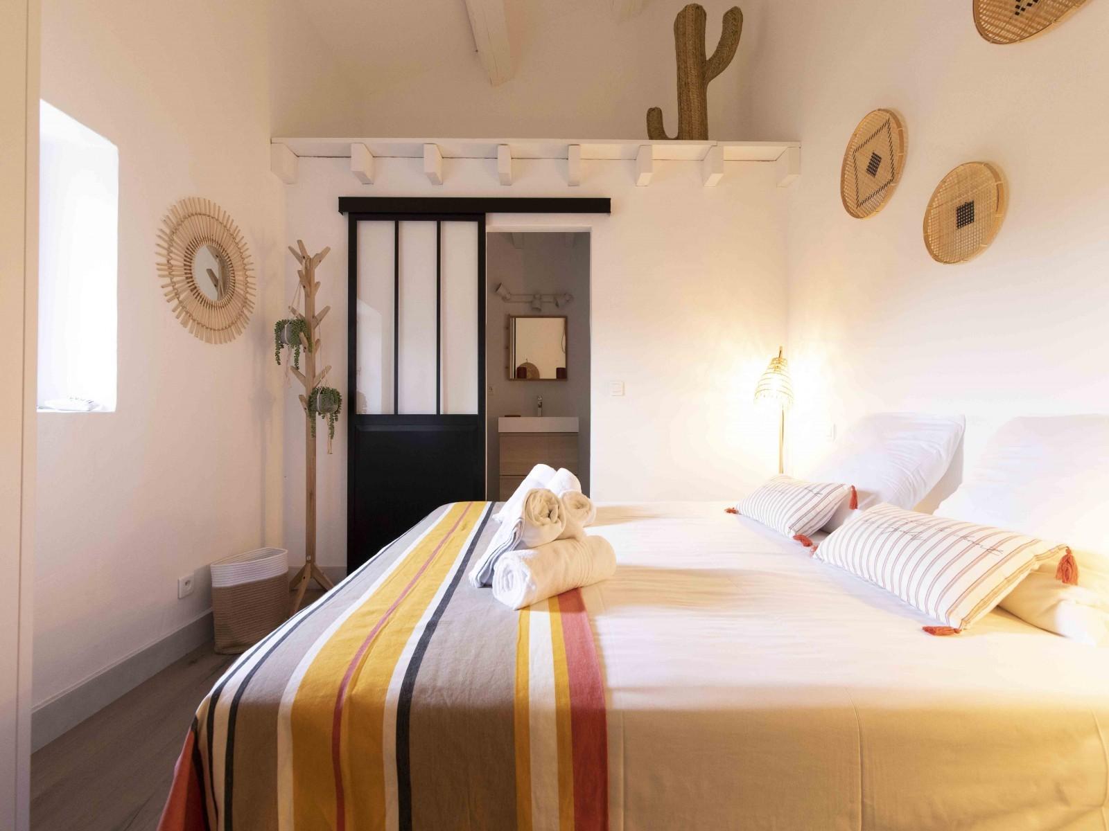 Saint Rémy De Provence Location Villa Luxe Mercasite Chambre 4