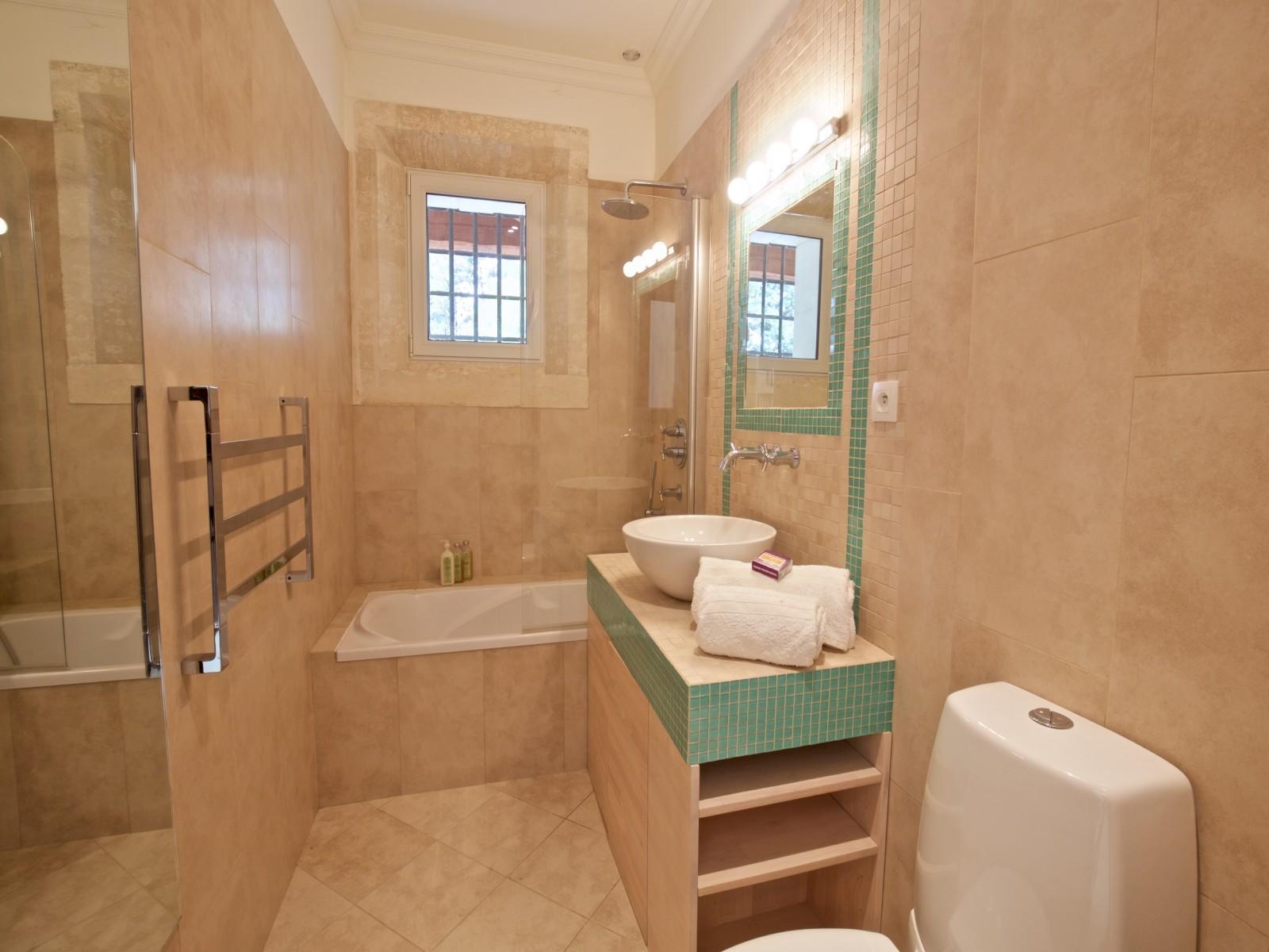 Saint Rémy De Provence Luxury Rental Villa Molduvite Bathroom 3