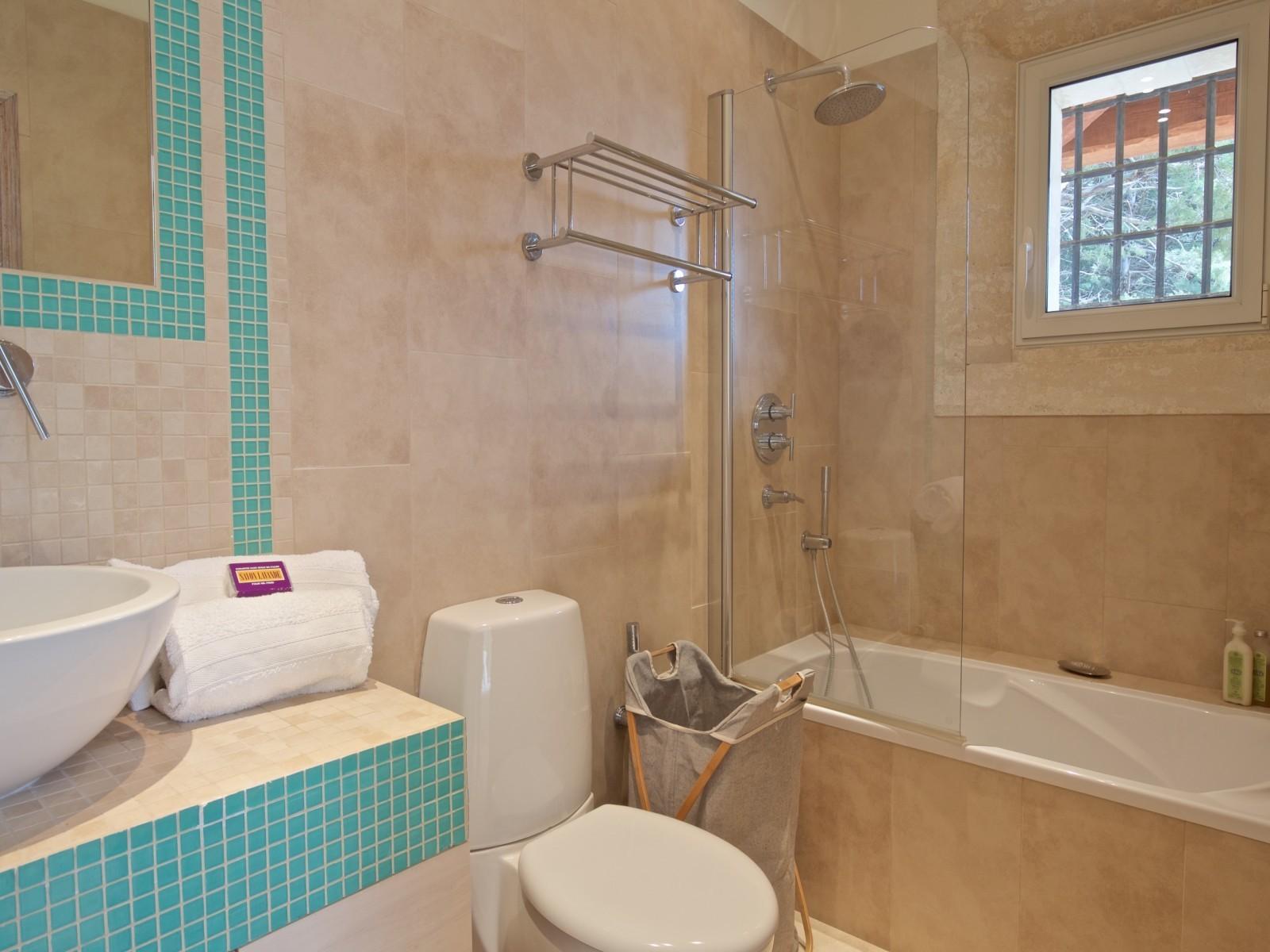 Saint Rémy De Provence Luxury Rental Villa Molduvite Bathroom 4