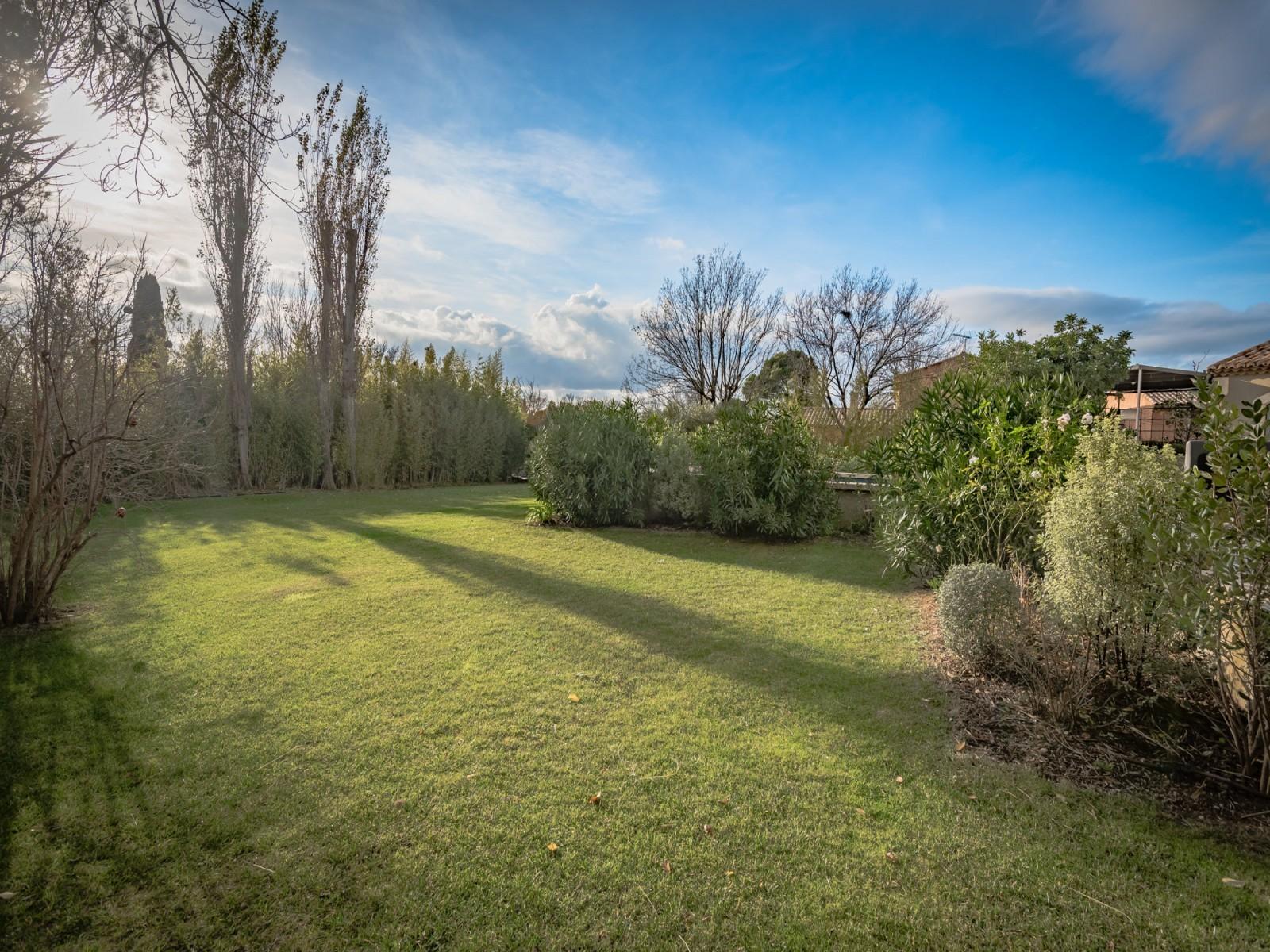 Saint Rémy De Provence Luxury Rental Villa Murcasite Garden