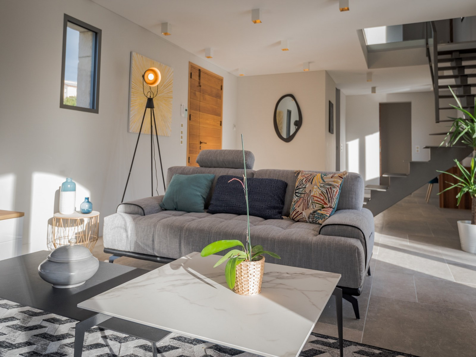 Saint Rémy De Provence Luxury Rental Villa Murcasite Living Room