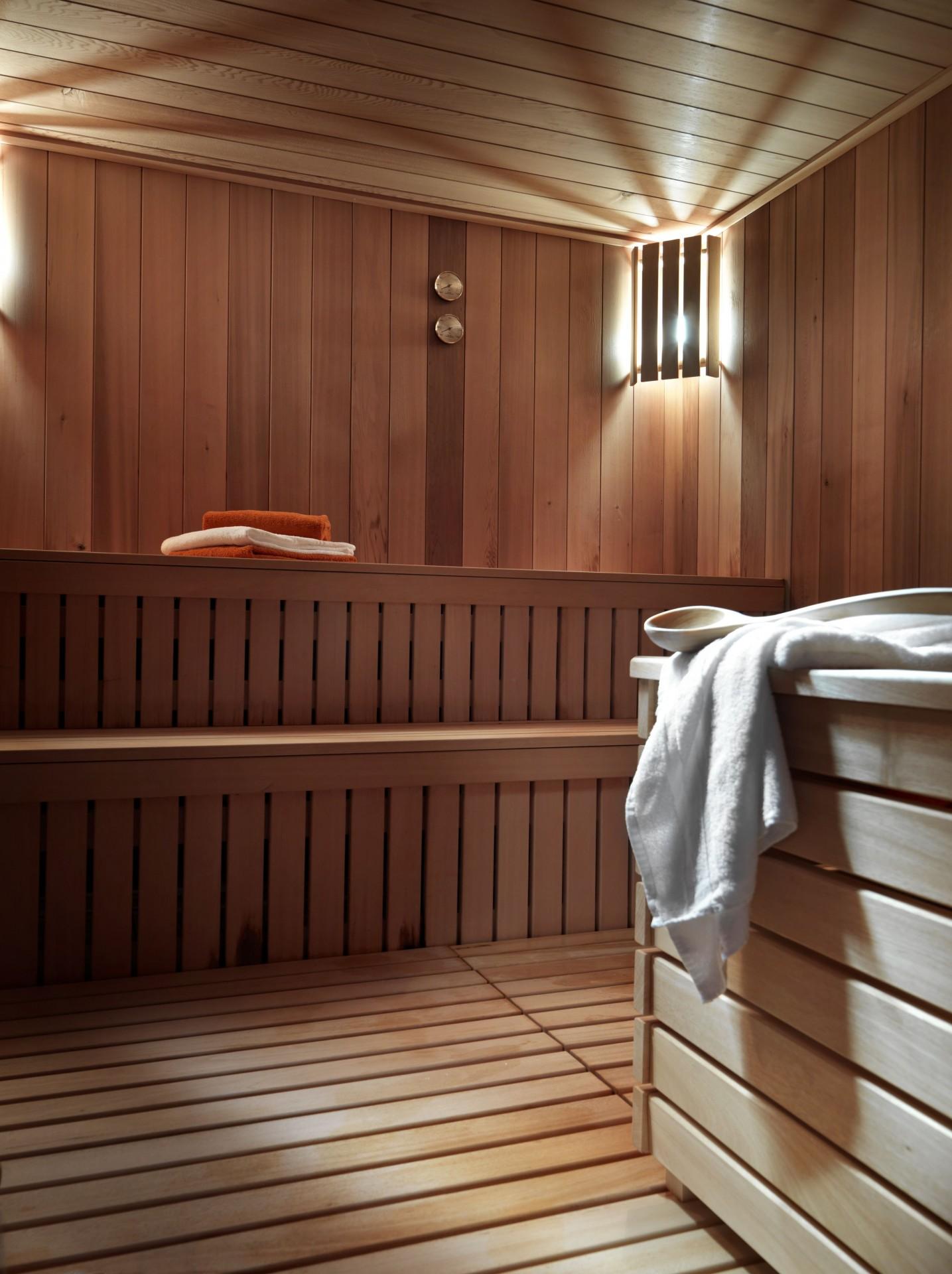 Samoens Location Appartement Luxe Salam Sauna