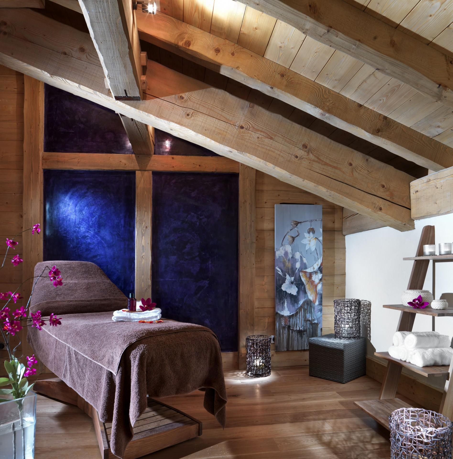 Samoens Location Appartement Luxe Salis Massage