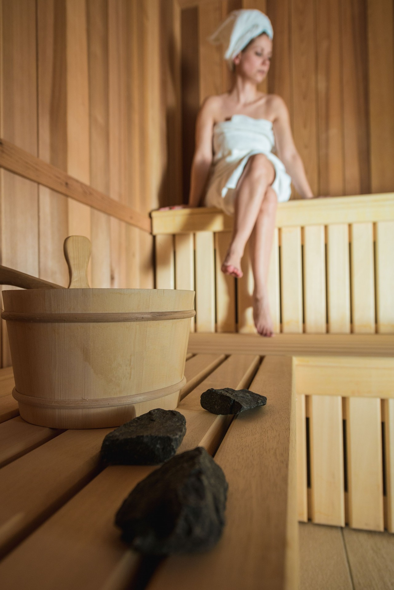 Samoëns Location Appartement Luxe Salmiac Sauna