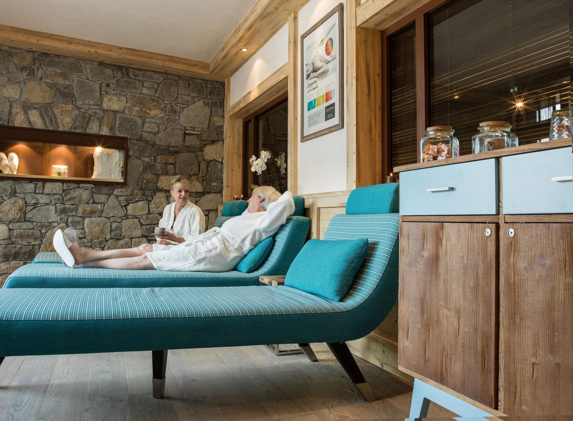 Samoëns Location Appartement Luxe Saluite Espace Détente