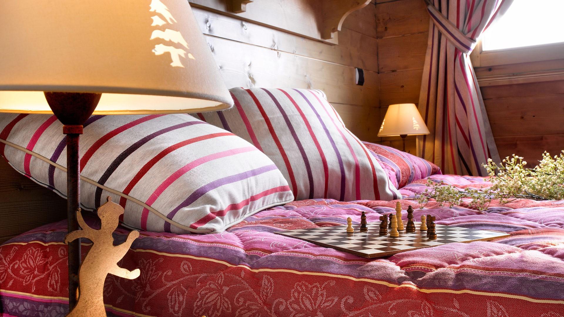 Tignes Location Appartement Luxe Mexican Agate Chambre 1