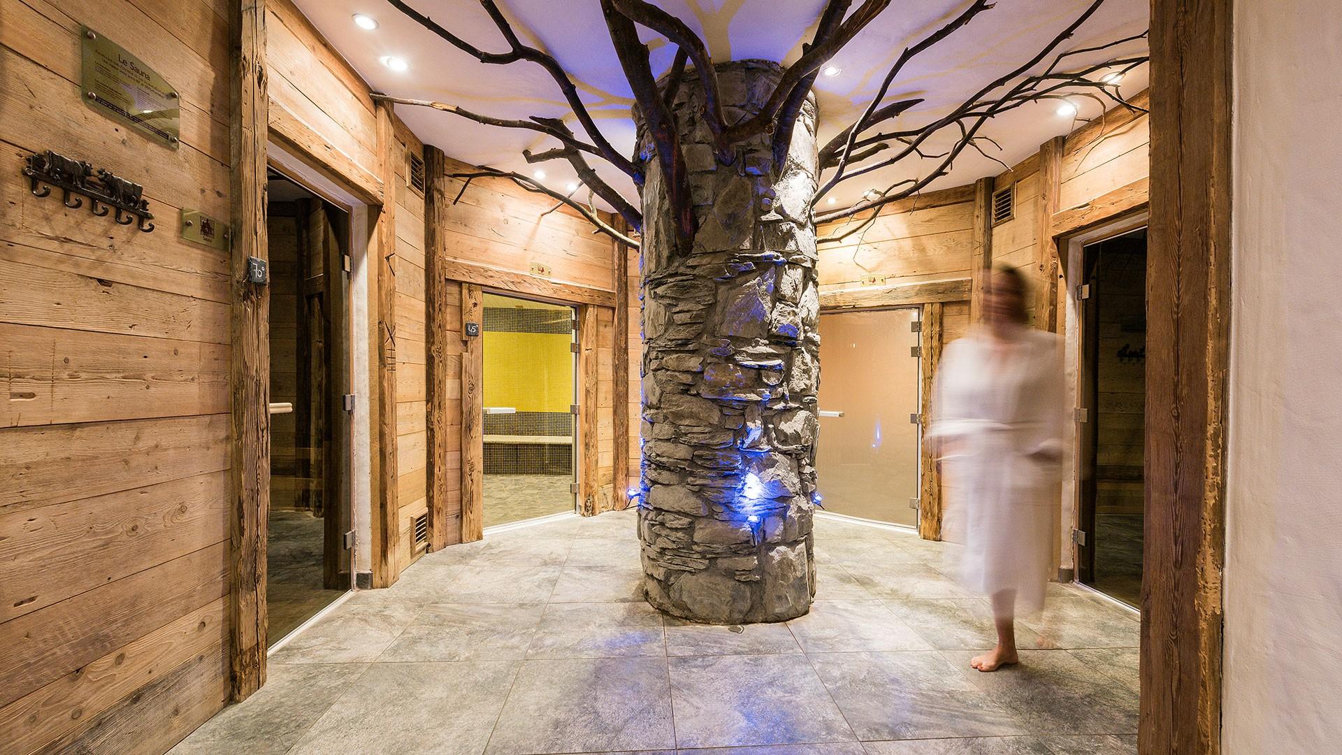Tignes Location Appartement Luxe Mexican Agate Sauna