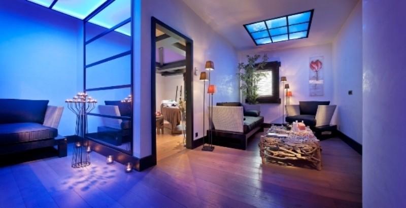 Tignes Location Appartement Luxe Mexican Onyx Duplex Massage