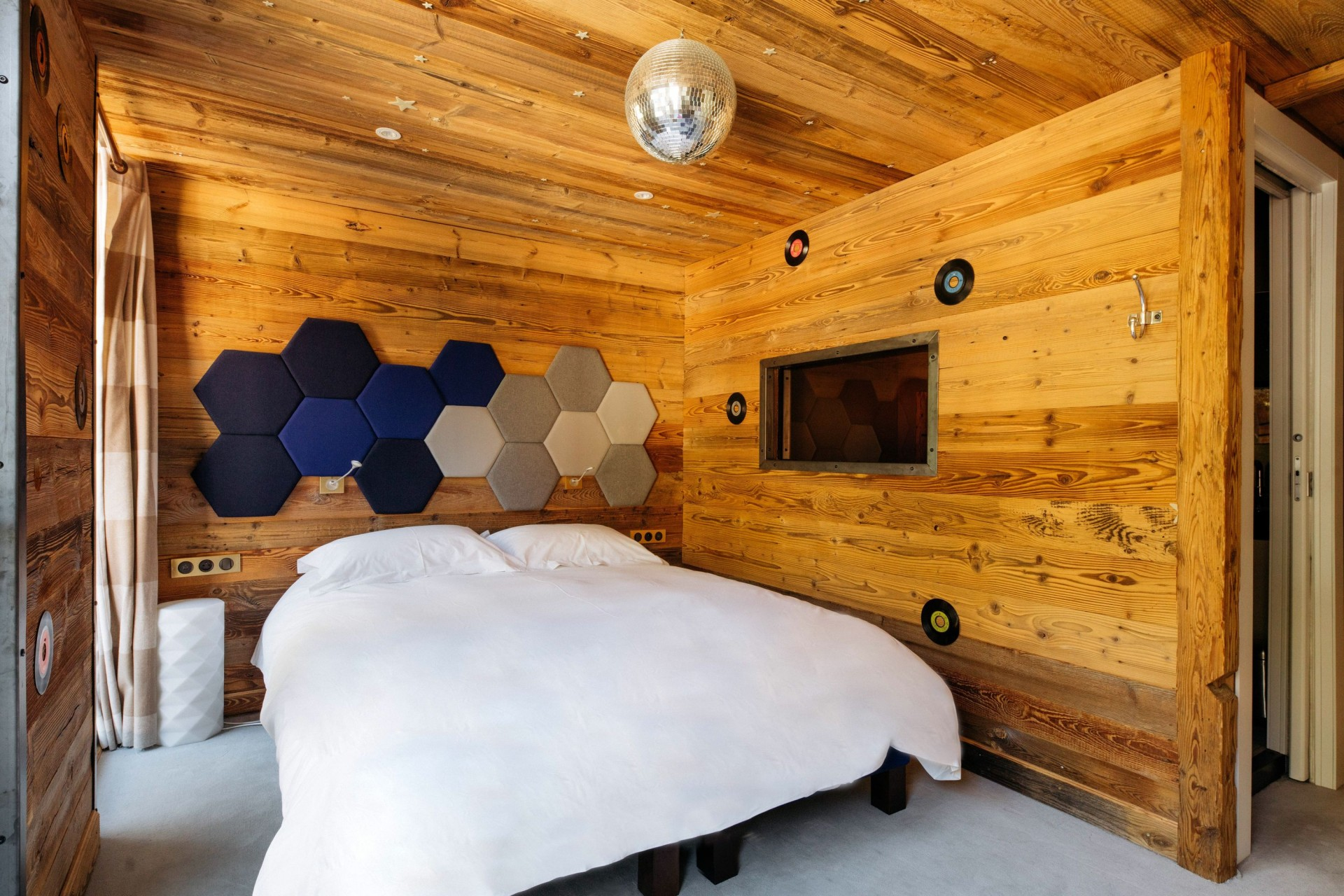 Tignes Location Chalet Luxe Quinine Chambre5