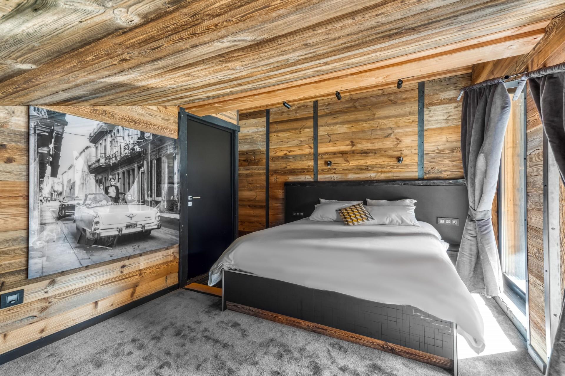 Tignes Location Chalet Luxe Tavanite Chambre2