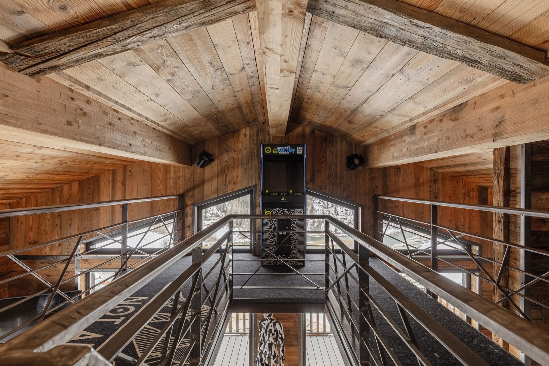 Tignes Location Chalet Luxe Tecala Arcade