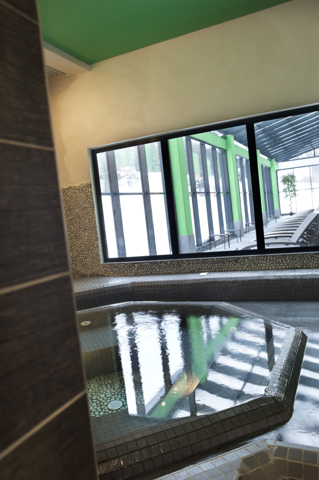 Val Cenis Location Appartement Luxe Verre Saphir Jacuzzi