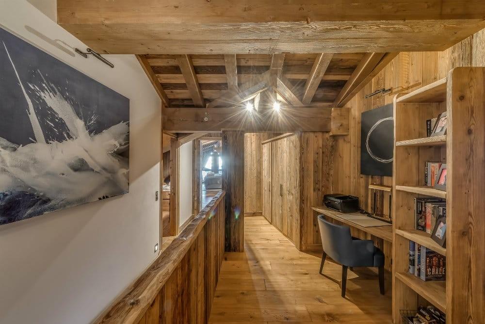 Val D'Isère Location Appartement Dans Résidence Luxe Elina Bureau