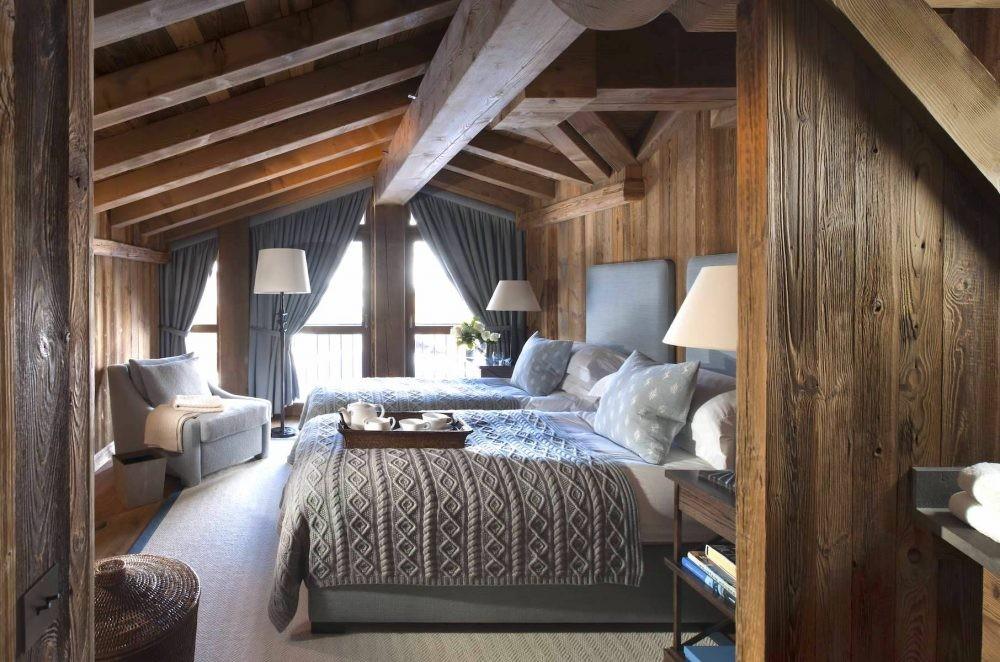 Val D'Isère Location Appartement Dans Résidence Luxe Elina Chambre 1