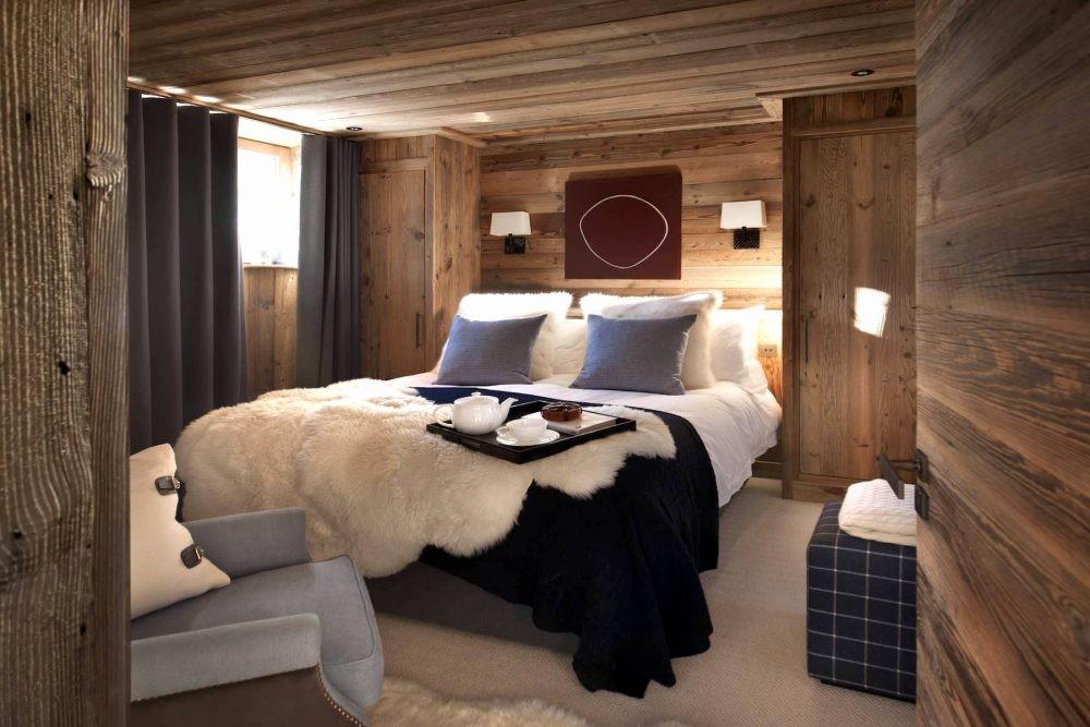 Val D'Isère Location Appartement Dans Résidence Luxe Elina Chambre 3