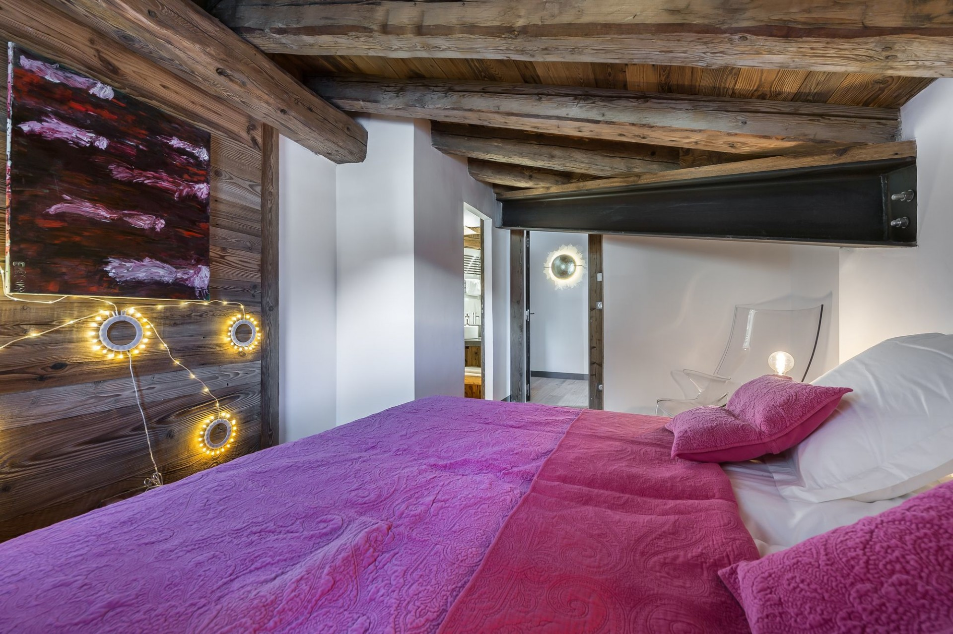 Val d'Isère Location Appartement Luxe Aramias Chambre 3