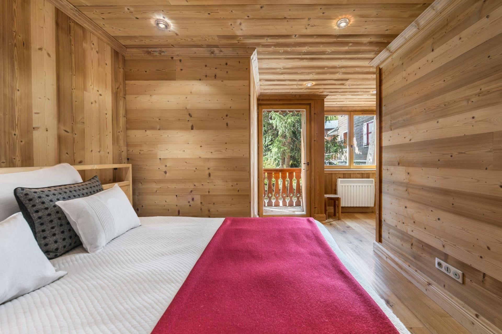 Val d'Isère Luxury Rental Appartment Burton Bedroom 4