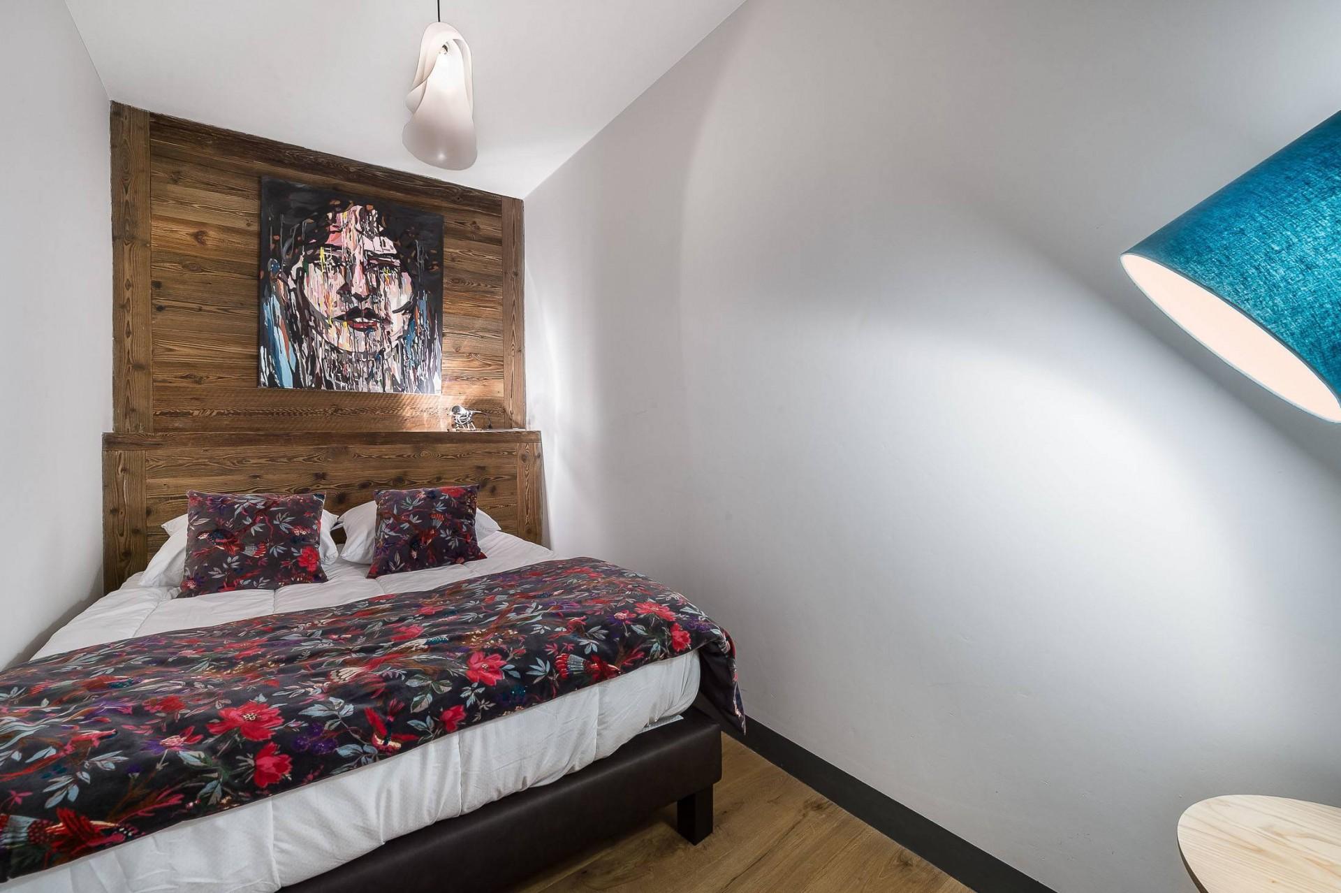 Val d'Isère Location Appartement Luxe Ucelite Chambre 2