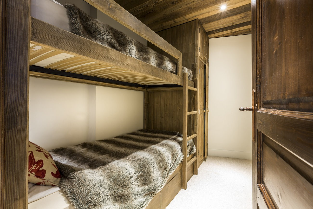 Val d'Isère Location Appartement Luxe Varalite Chambre 2