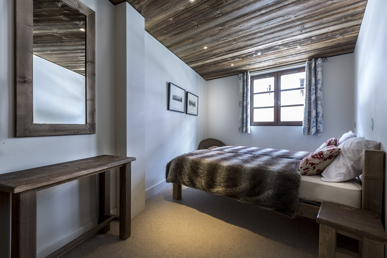 Val d'Isère Location Appartement Luxe Varalite Chambre 4