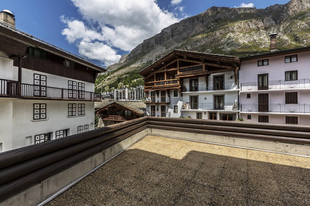 Val d'Isère Location Appartement Luxe Varalite Extérieur 2