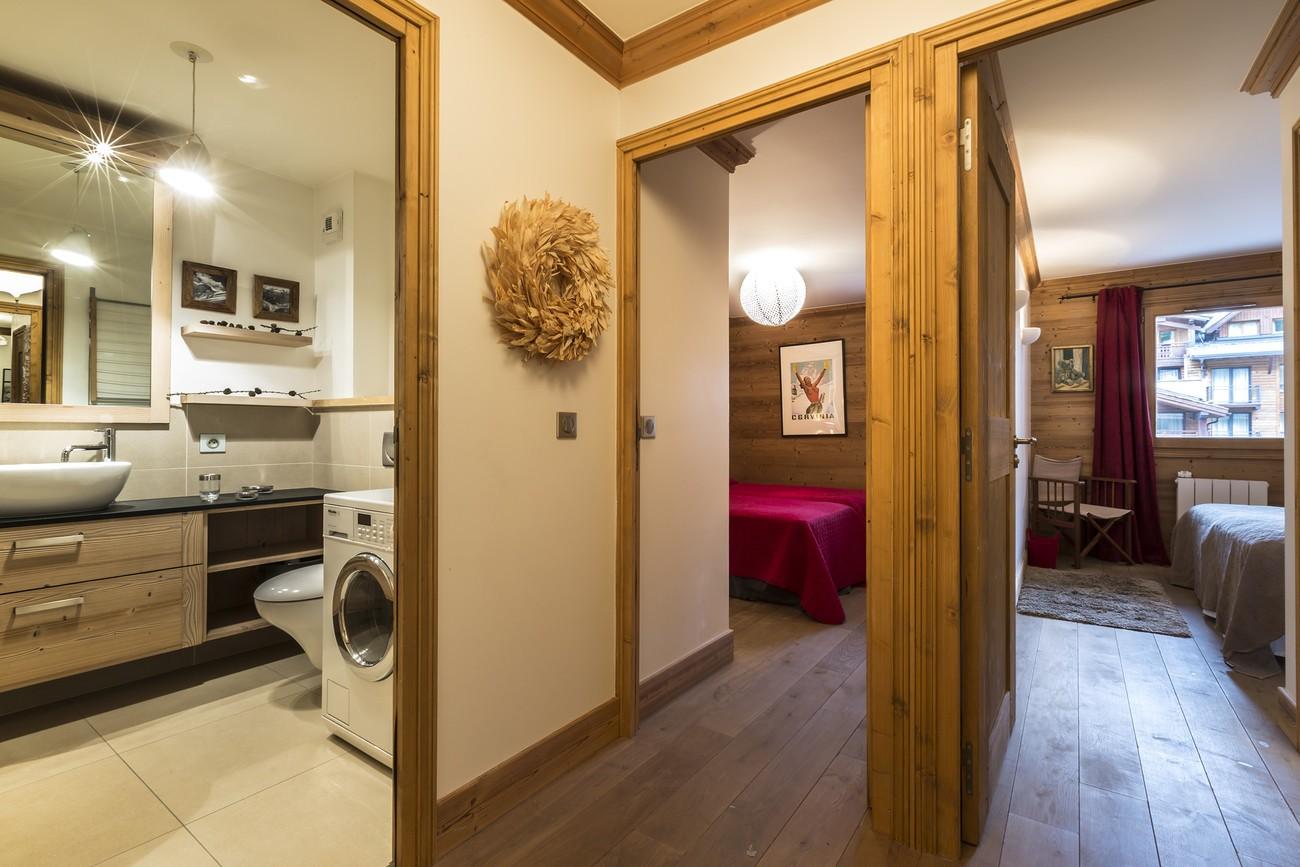 Val d'Isère Location Appartement Luxe Vaselite Chambre 4