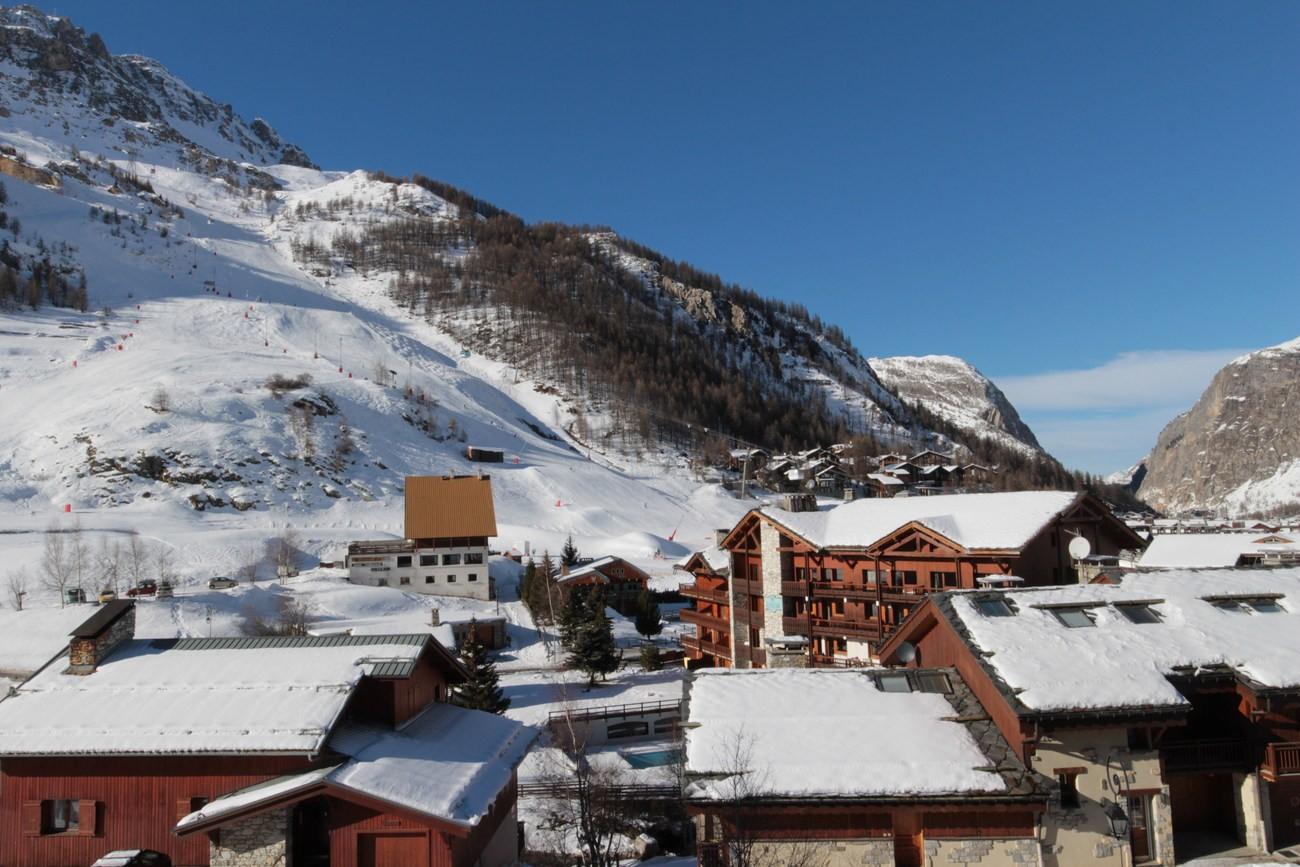 Val d'Isère Location Appartement Luxe Vatalis Extérieur 2