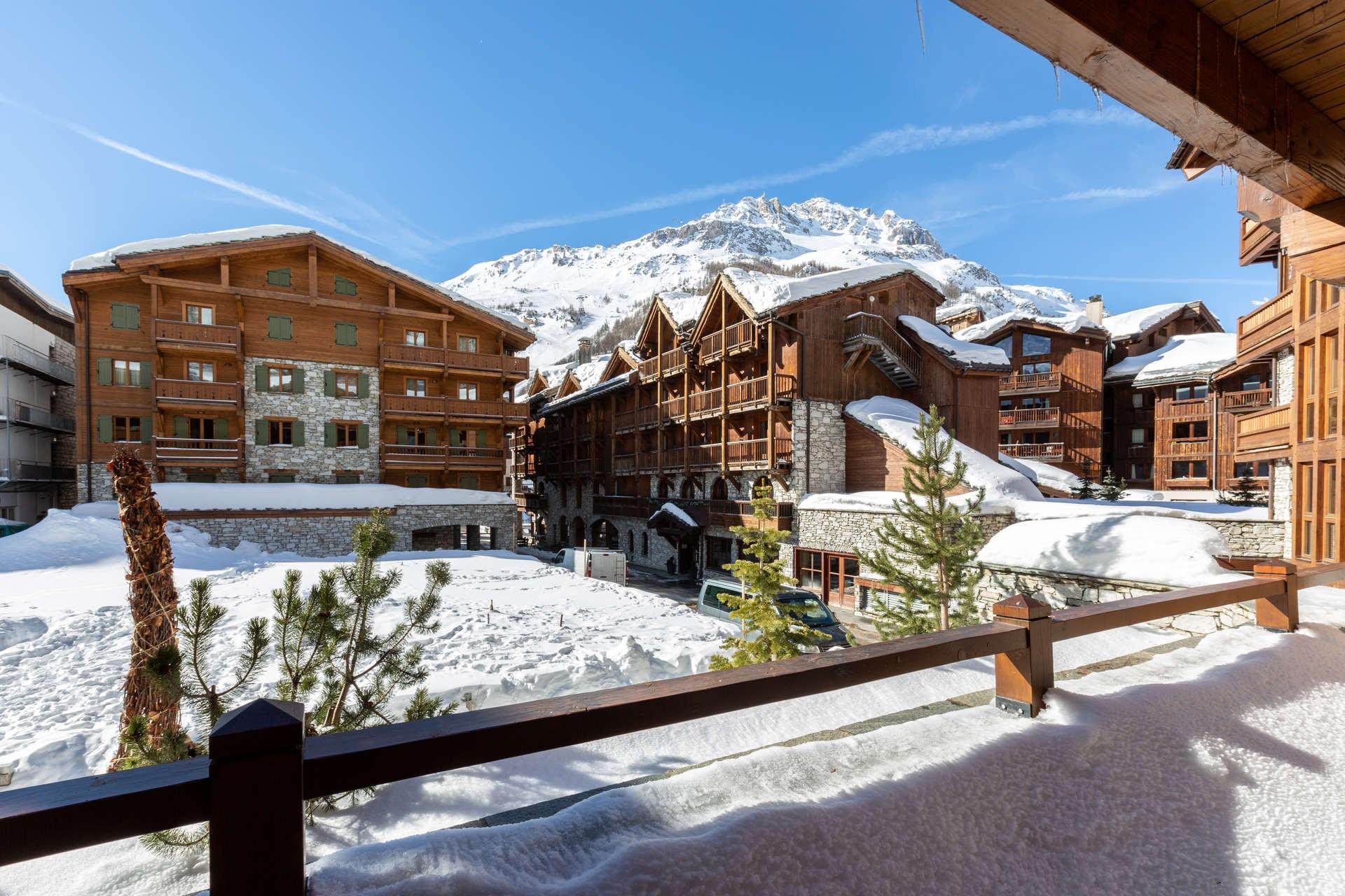 Val d'Isère Luxury Rental Apartment Vaulite Exterior