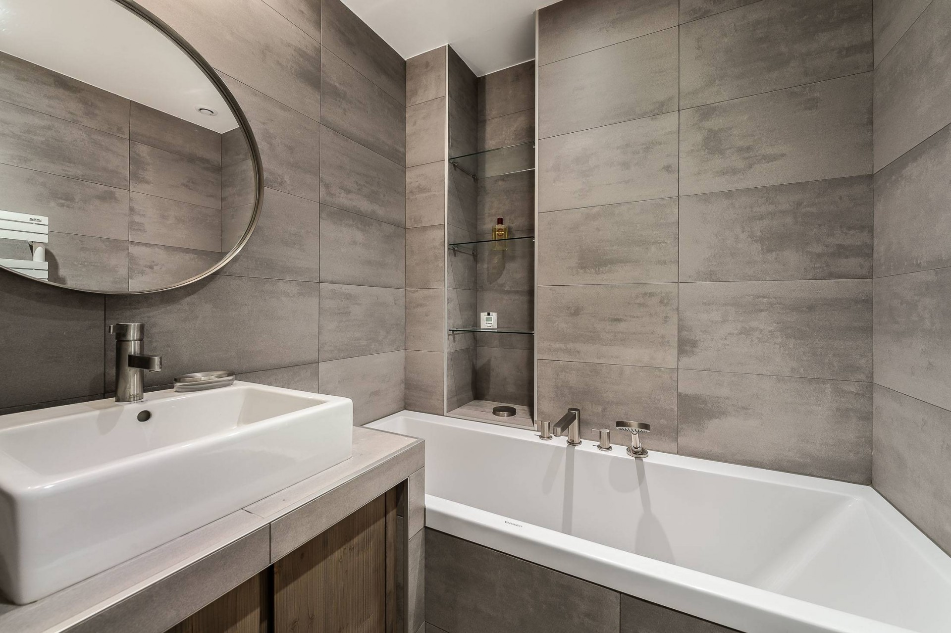Val d'Isère Luxury Rental Appartment Vazuli Bathroom 2