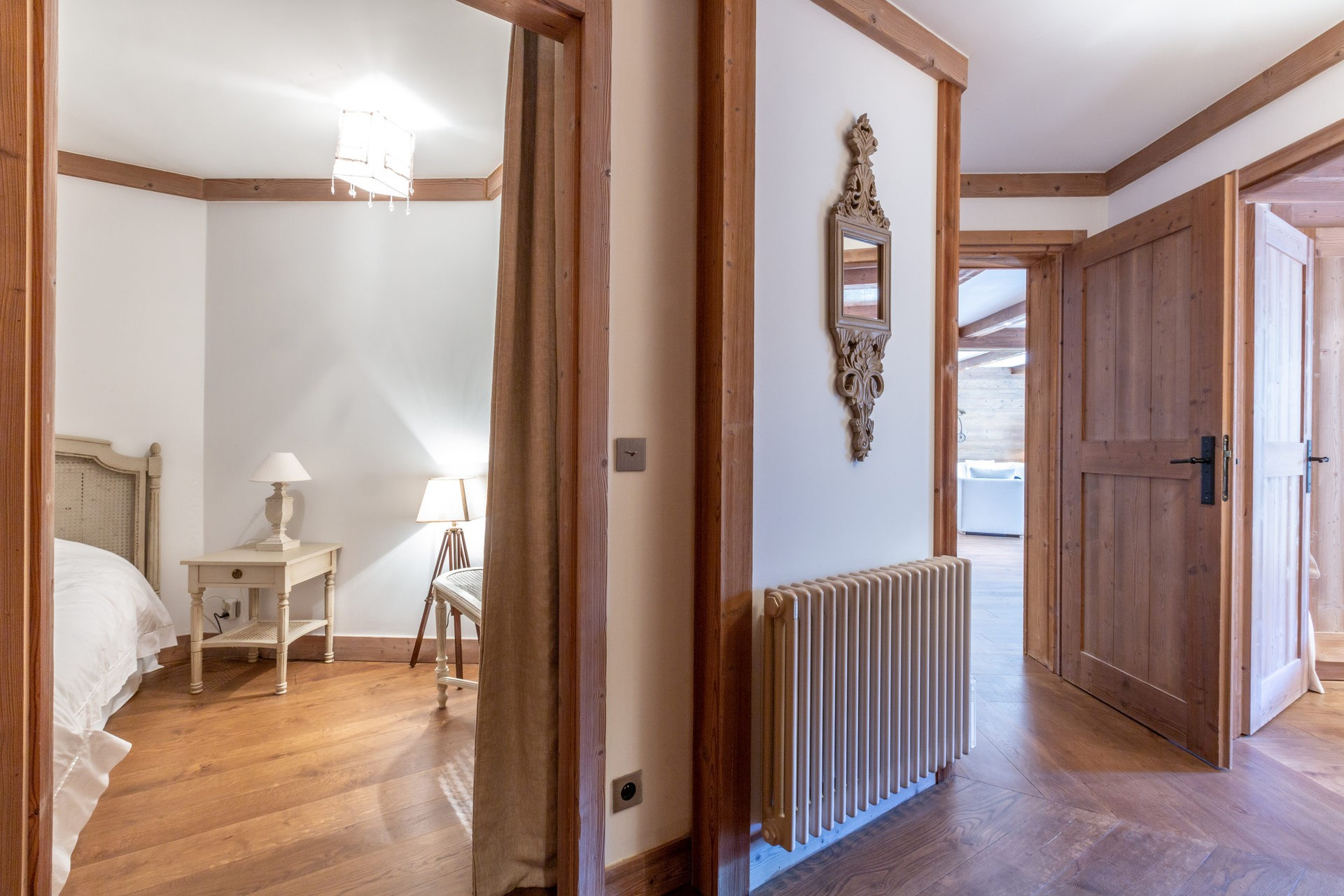 Val d'Isère Location Appartement Luxe Venturina Chambre 3