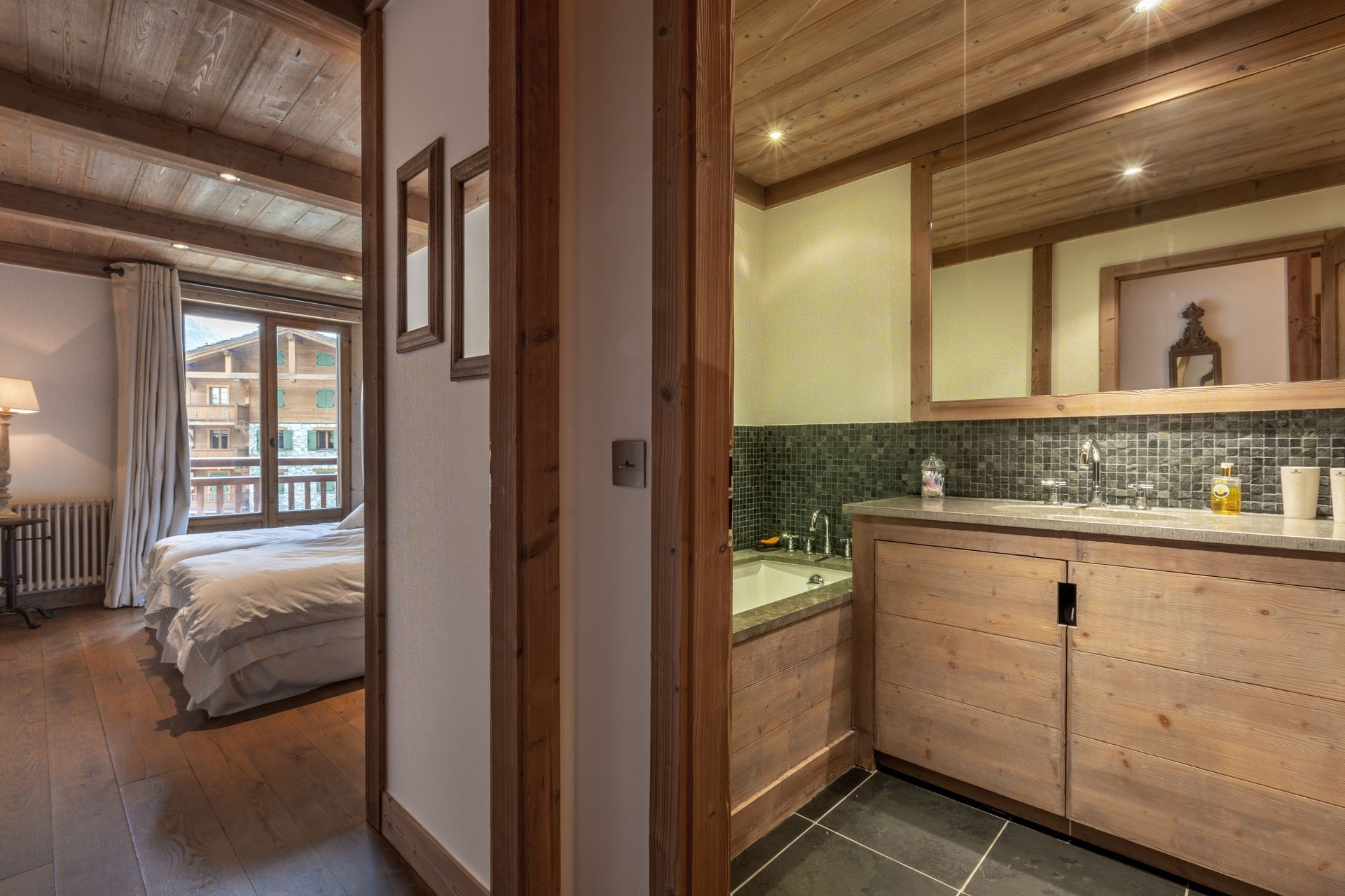 Val d'Isère Location Appartement Luxe Venturina Chambre 6