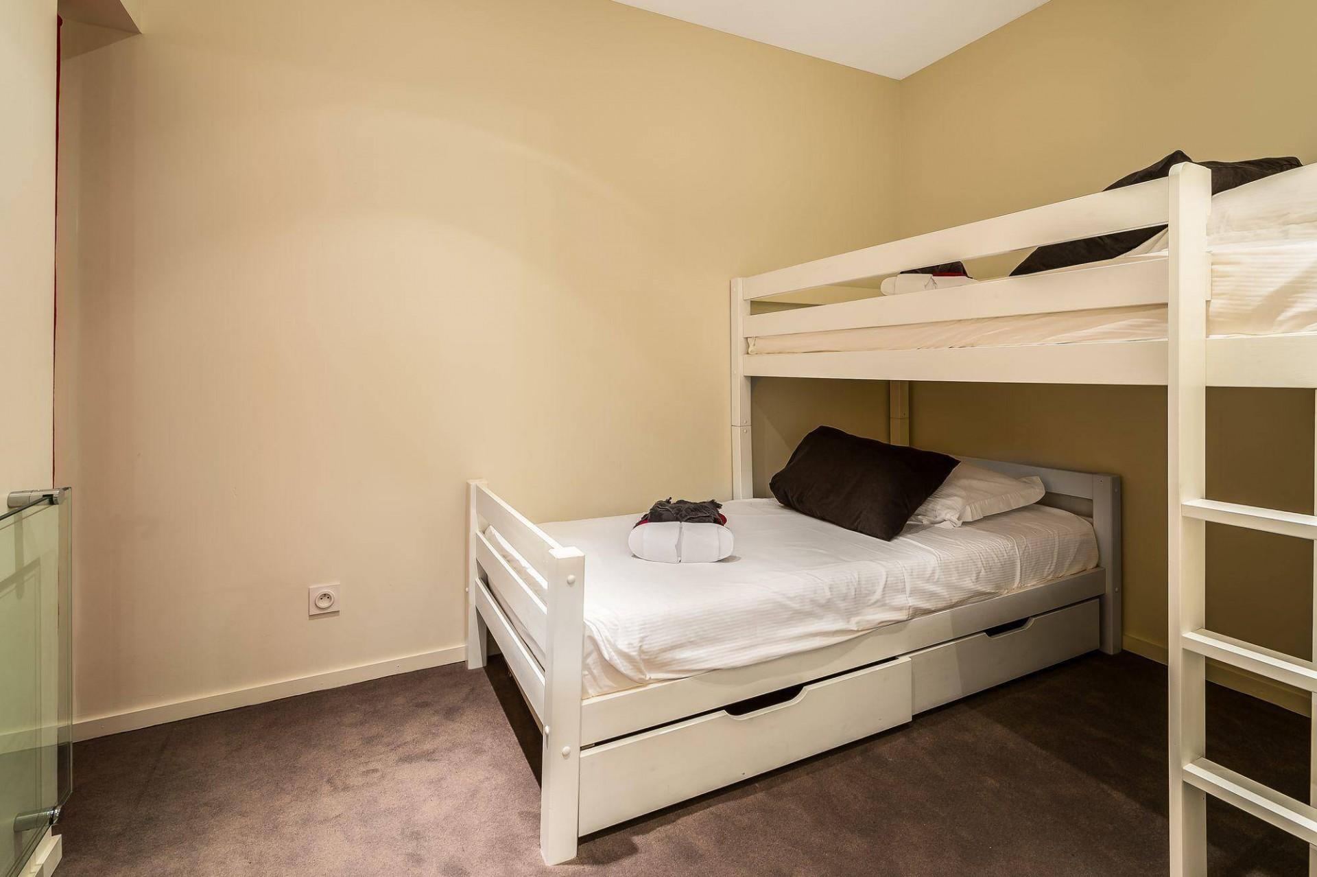 Val d'Isère Luxury Rental Appartment Vezuli Bedroom 3