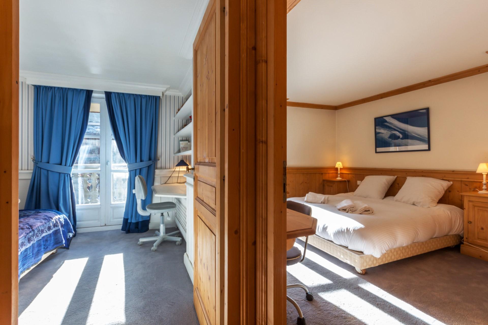 Val d'Isère Location Appartement Luxe Violane Chambre 5