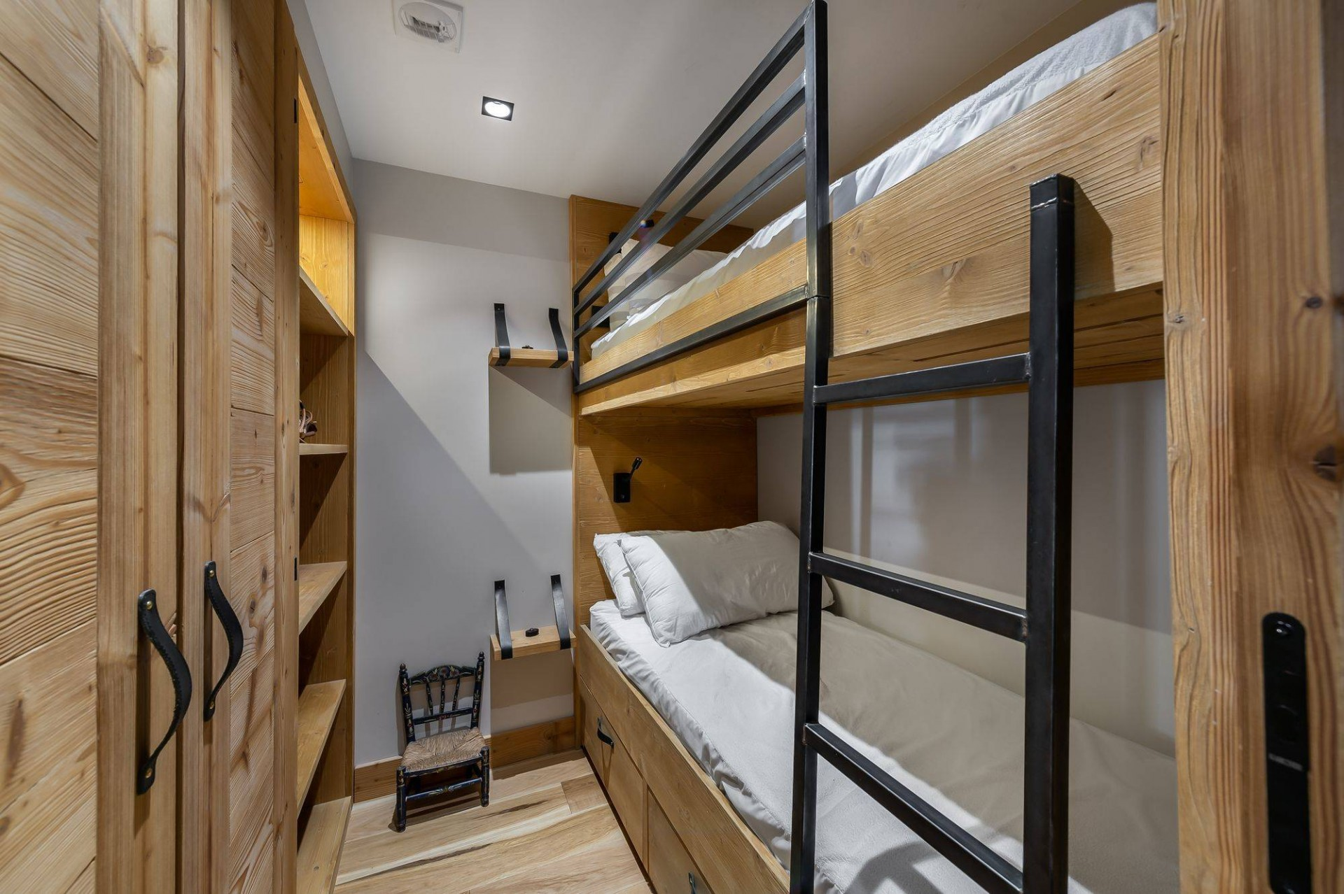 Val d'Isère Location Appartement Luxe Virlonte Chambre 3