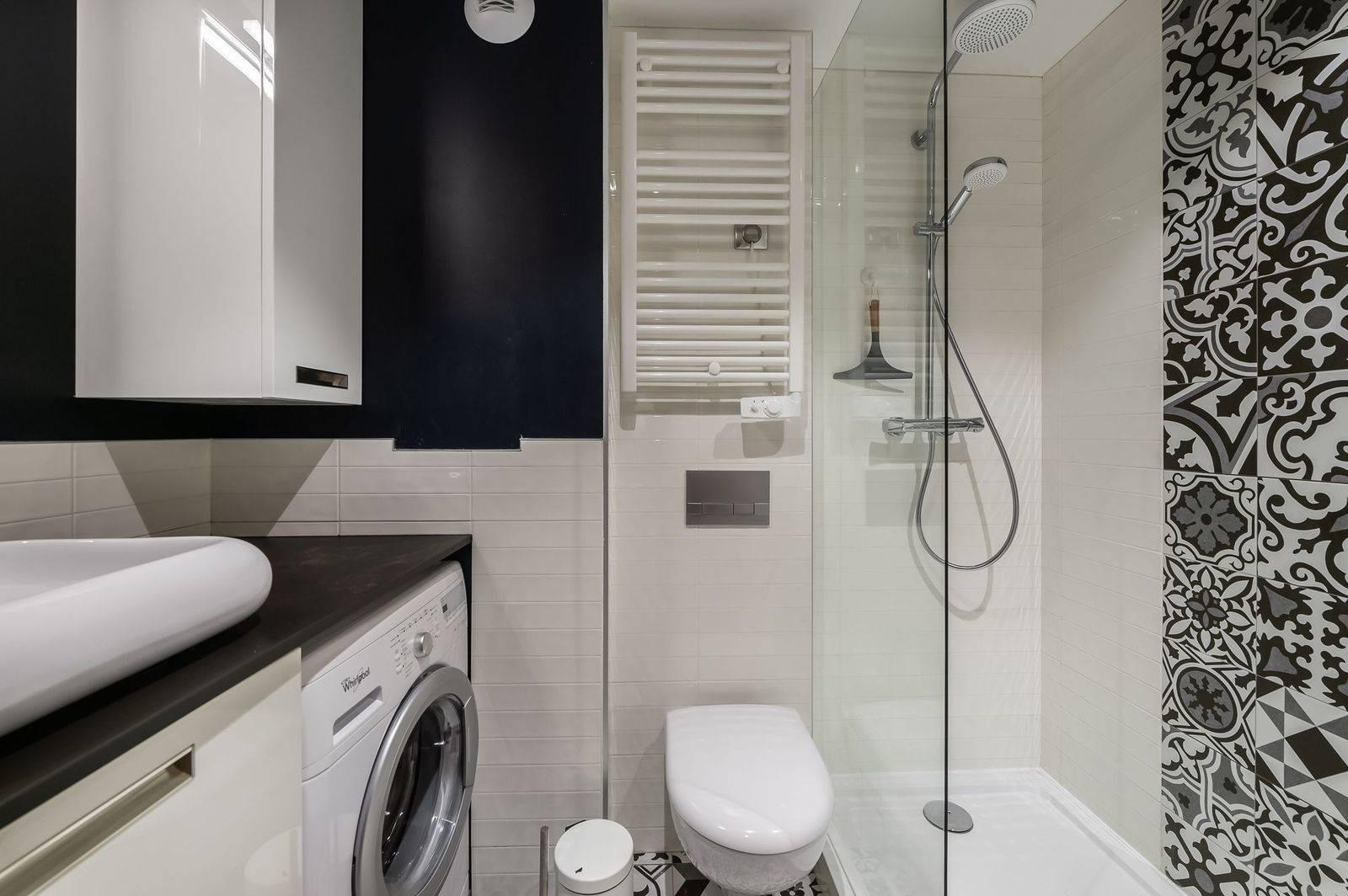Val d'Isère Luxury Rental Appartment Virlouve Bathroom