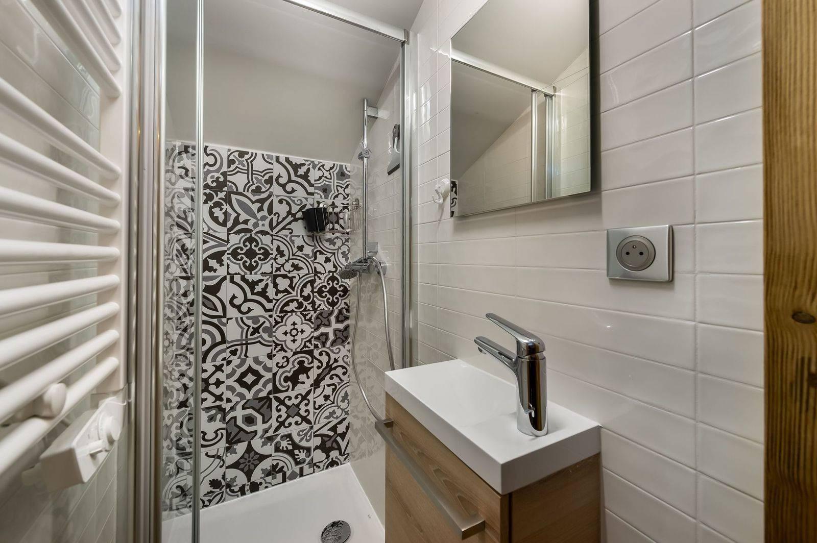 Val d'Isère Luxury Rental Appartment Virlouve Bathroom 2