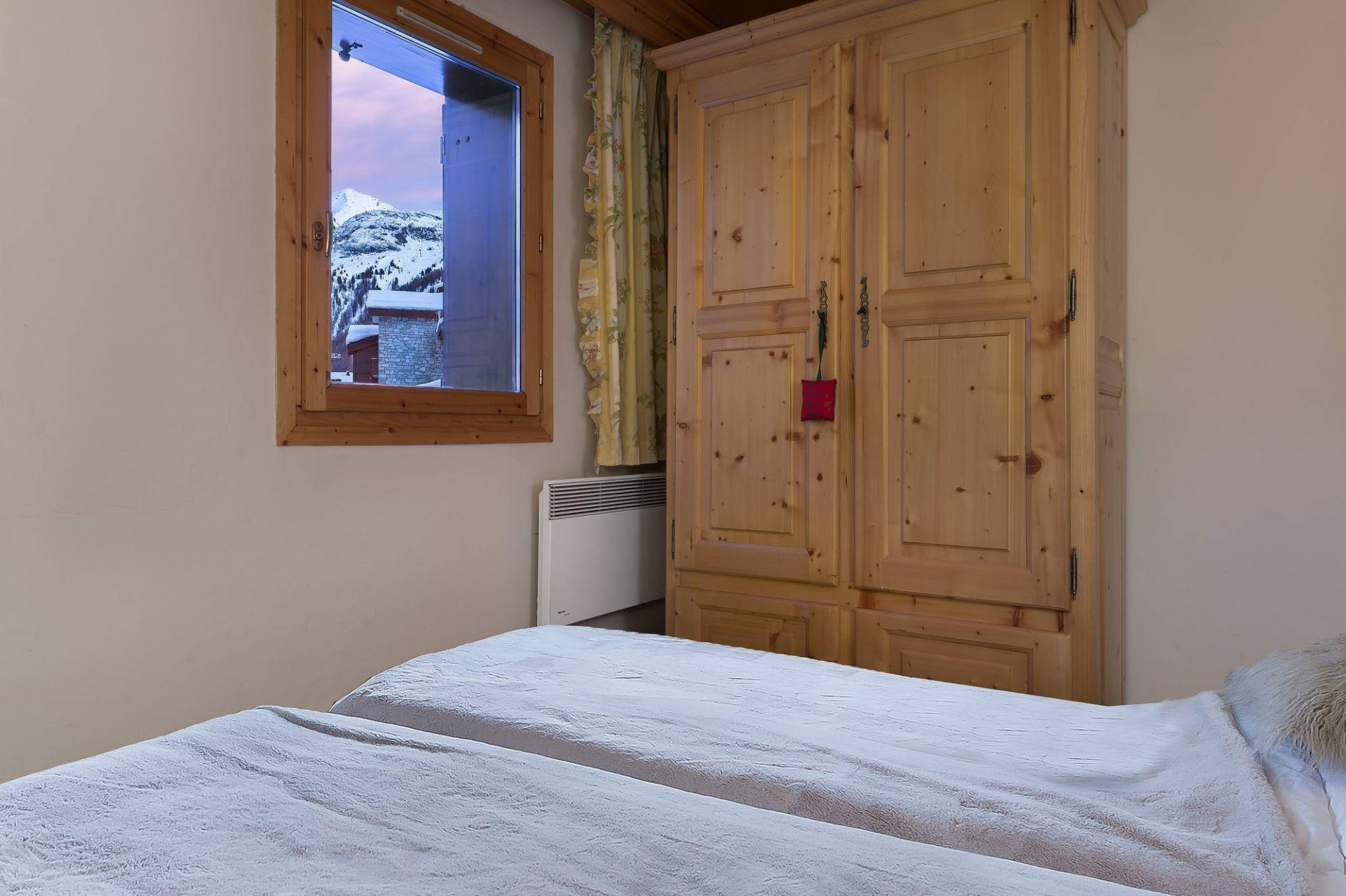Val d'Isère Location Appartement Luxe Vitolan Chambre 3