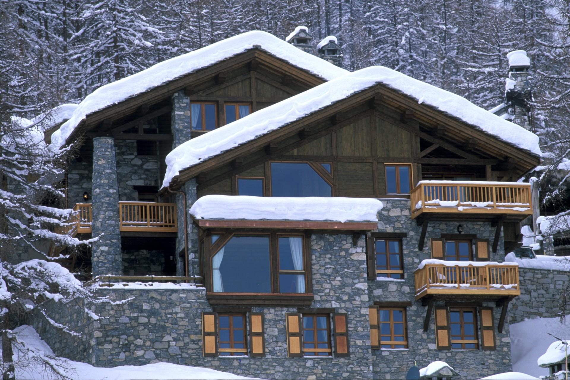 Val d'Isère Location Chalet Luxe Grenat Almandin