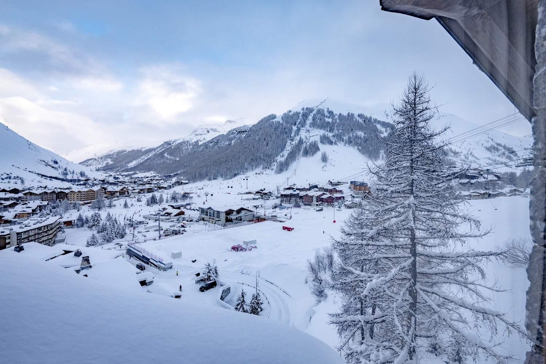 Val d'Isère Location Chalet Luxe Grenat Almandin Neige